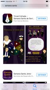 Trivial Cofrade - apps semana santa