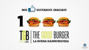 Estrategia Social Media Marketing TGB Málaga Larios 1000 seguidores