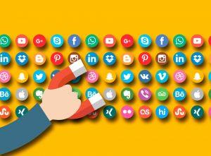 redes sociales inbound marketing
