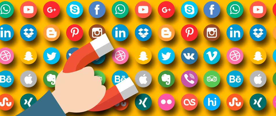 redes sociales inbound marketing